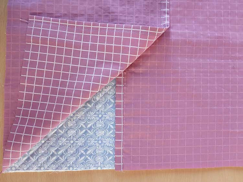 Come fare un cuscino patchwork: Post 5, cucire il cuscino