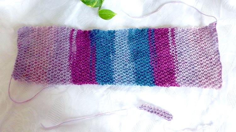 Come cucire una semplice fascia per capelli con il punto riso